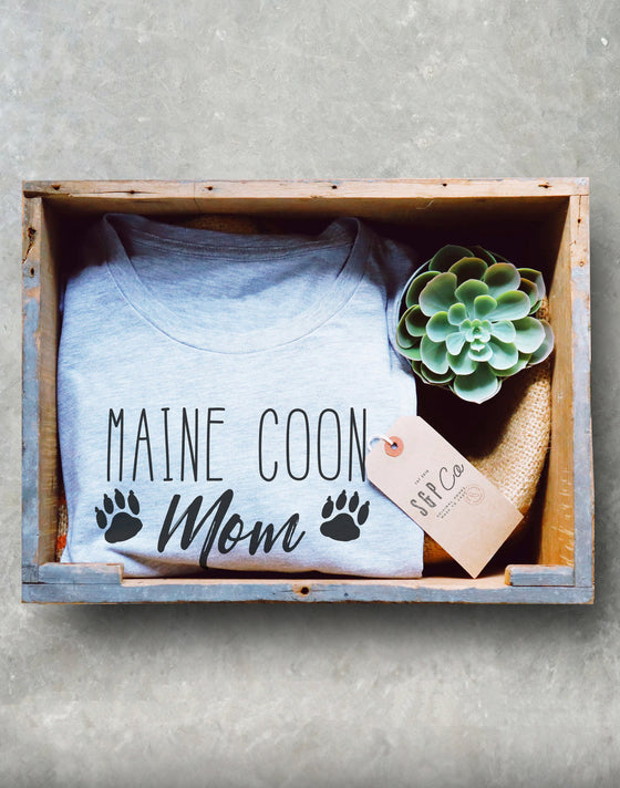 Maine Coon Cat Owner Unisex Shirt -
