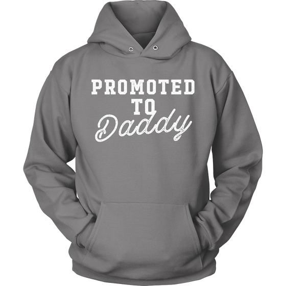 Promoted To Daddy