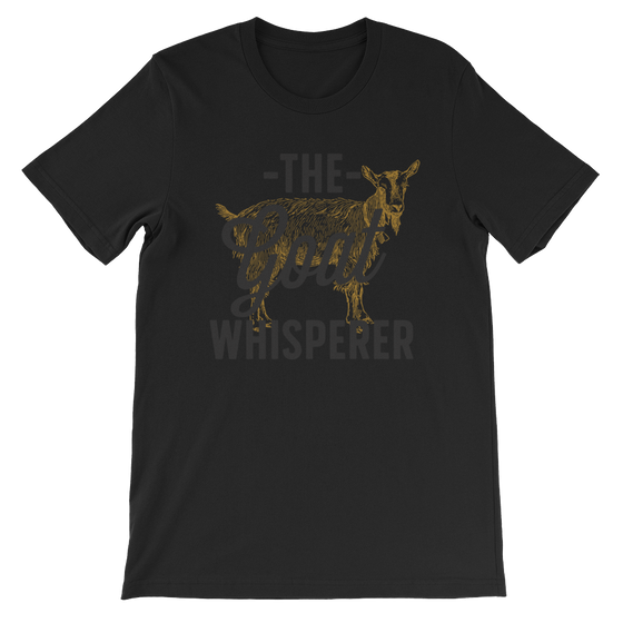 The Goat Whisperer Unisex Shirt