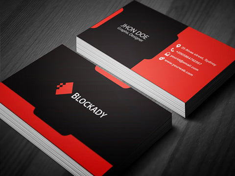 Business Cards. Full Colour Business Cards single or double sided