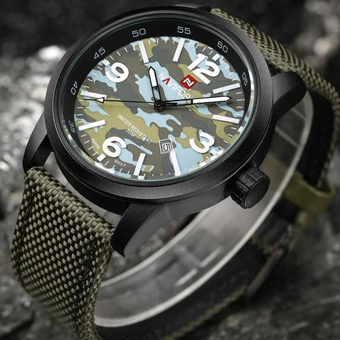 mens army watch