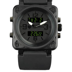 'CAPTAIN GRENADE' Men's Watch