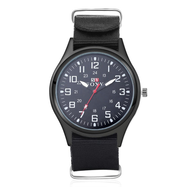 'SERGEANT FLIGHT' Men's Watch