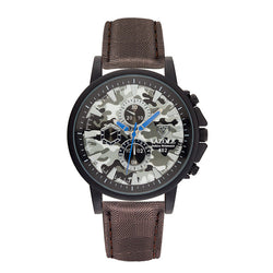 Men'S Sports Watch Men'S Fashion Leather Watch
