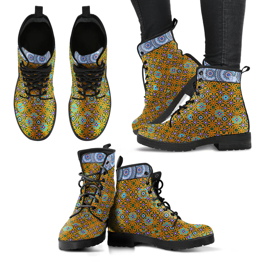 women's boots with positive vibrations that effect your whole day