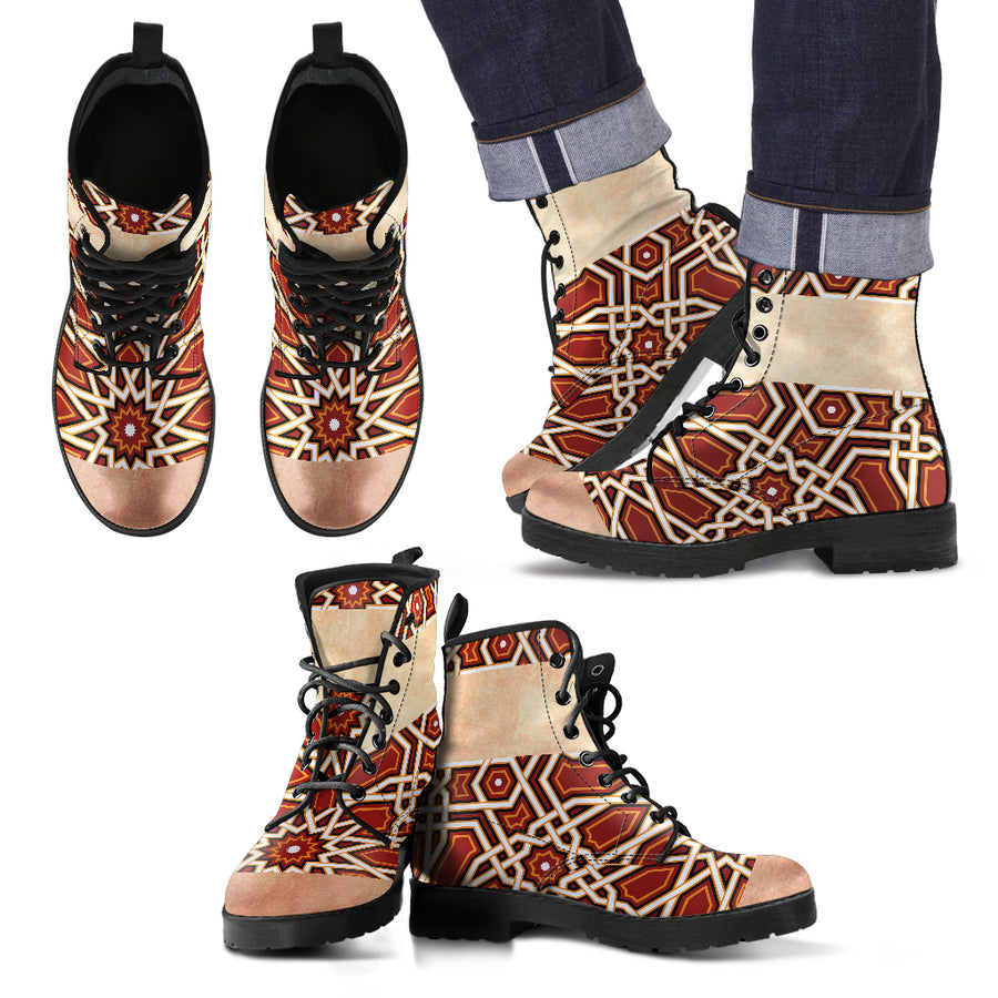 let go mens boots designed for freedom walk,