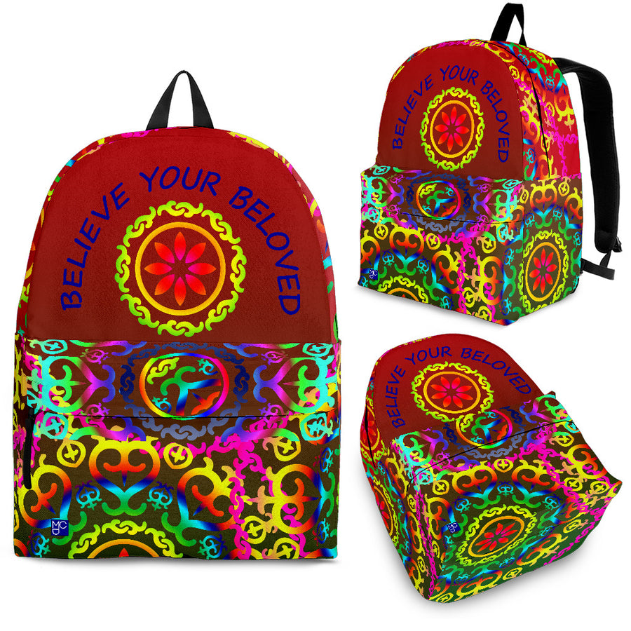 WAKING LIFE BACKPACK BELIEVE