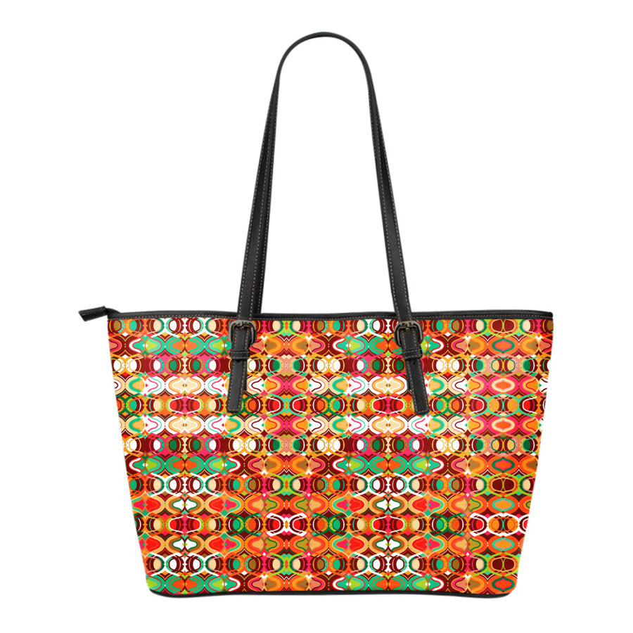 BURNING MOUNTAIN PREMIUM TOTE BAG
