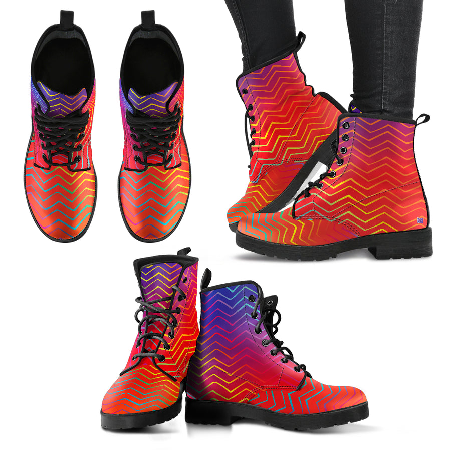 RAINBOW SERPENT WOMEN'S BOOTS