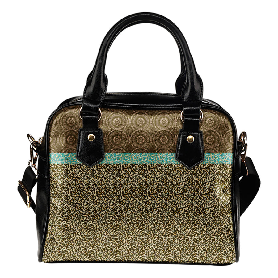 WILL POWER SHOULDER HANDBAG