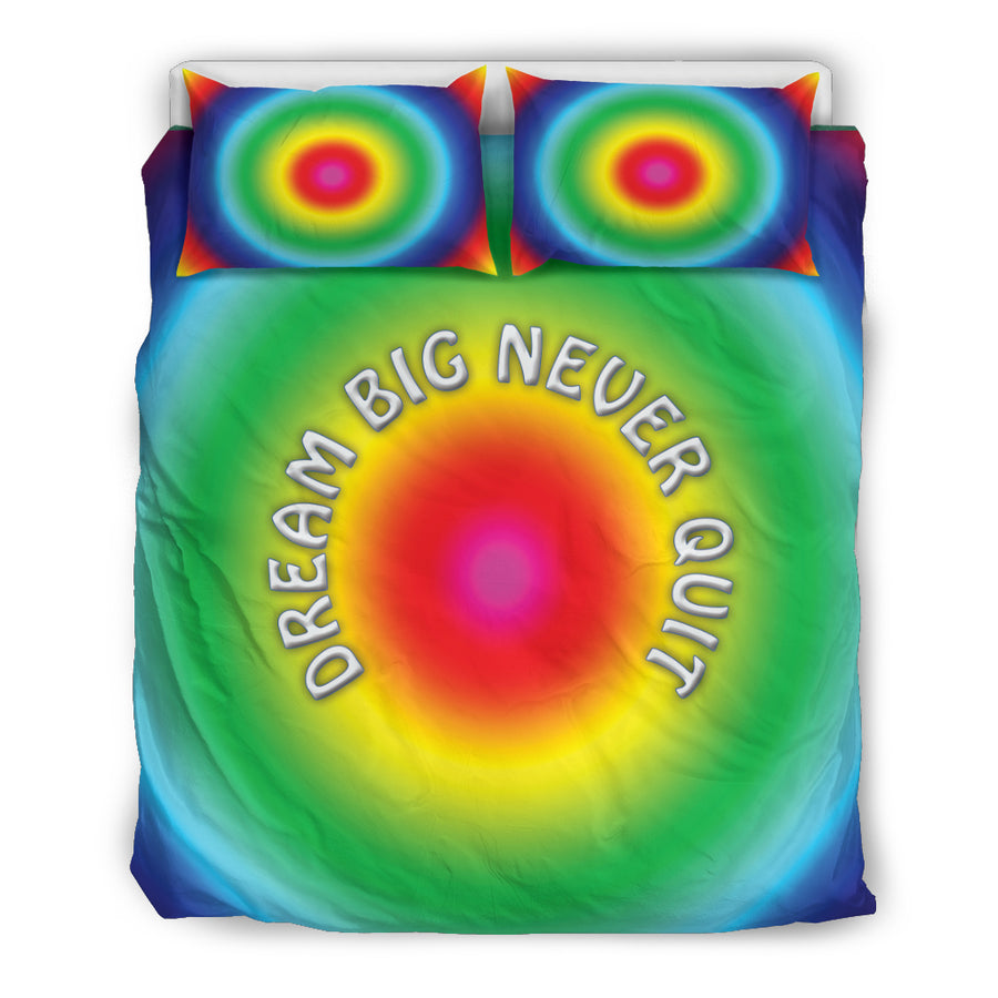 PSYCHEDELIC BEDDING SET