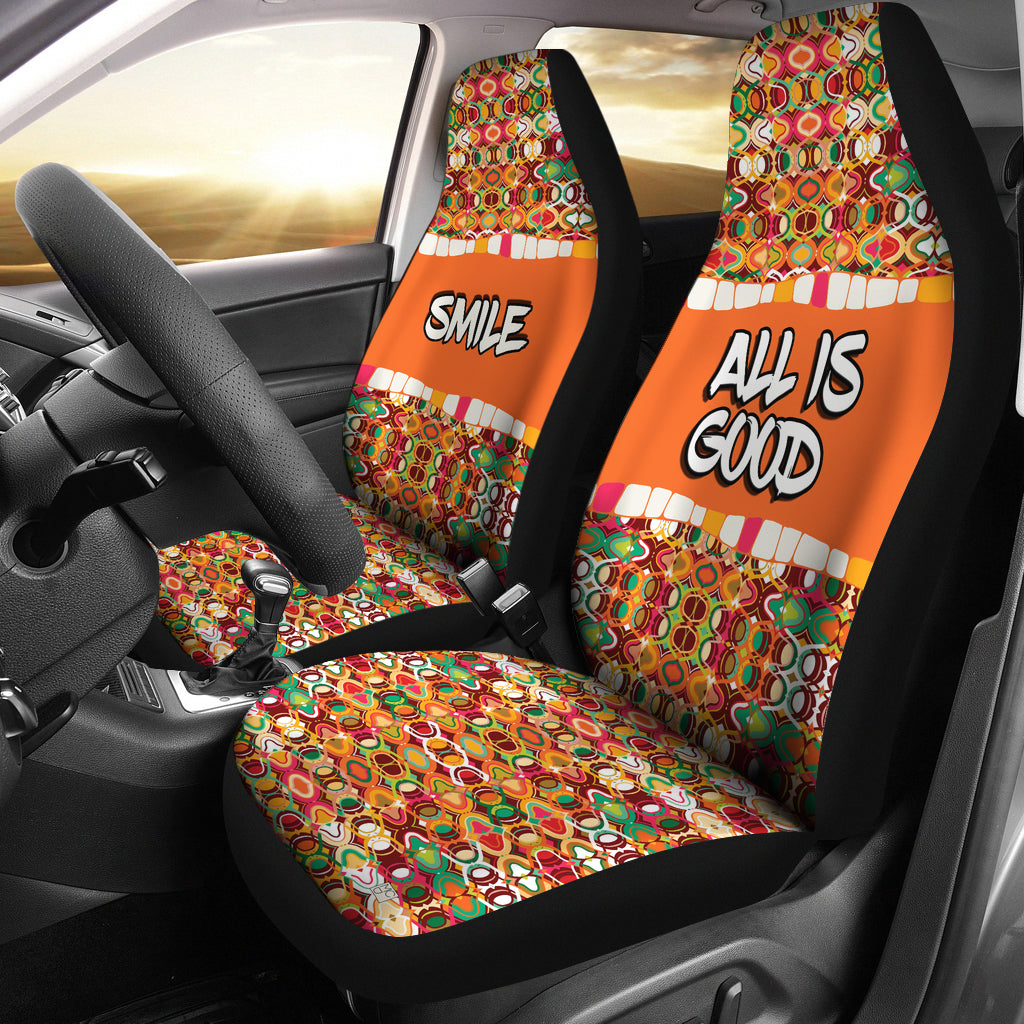 Admirable Love River Car Seat Cover My Cheerful Design Andrewgaddart Wooden Chair Designs For Living Room Andrewgaddartcom