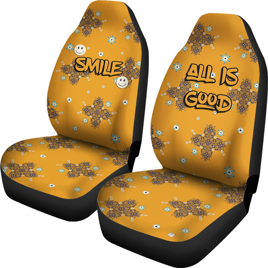 TREASURE YOURSELF CAR SEAT COVER