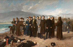 A Painting for a Nation. The Execution of Torrijos - Museo Del Prado