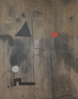 Joan Miró -  Birth of the World