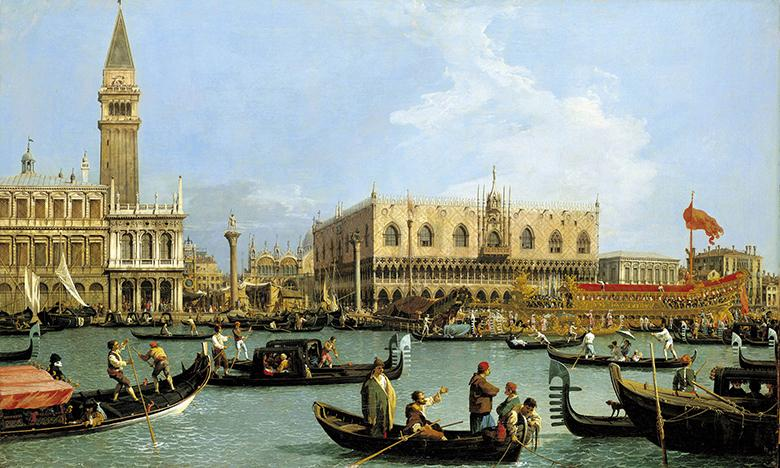 Canaletto and the Art of Venice - National Gallery of Ireland