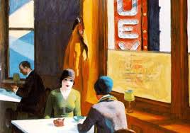Capturing the 1920's and beyond in the USA ... the work of Edward Hopper