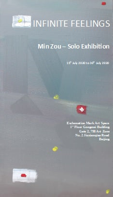 Infinite Feelings - Min Zou Exhibition
