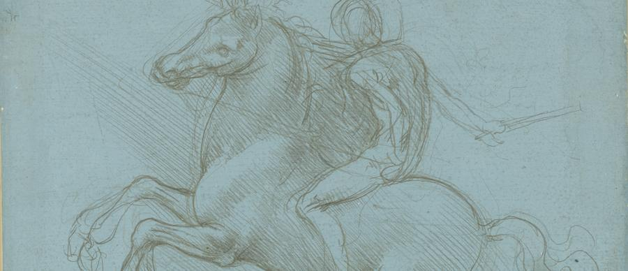 Leonardo Da Vinci: A Life in Drawing - Leeds Art Gallery
