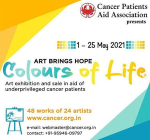 Colours of Life - Art Brings Hope