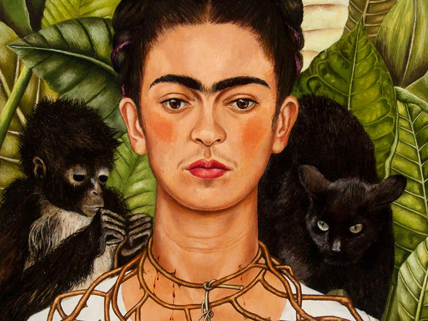 Frida Kahlo and Arte Popular - MFA Boston