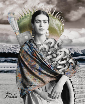 """Portrait of Frida Vol.2"""
