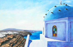 """Santorini Magic 6"""
