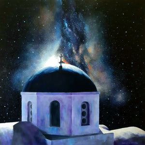 """From Santorini to Milky Way 1"""