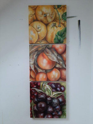 """Fruit Mix - Triptychon"""