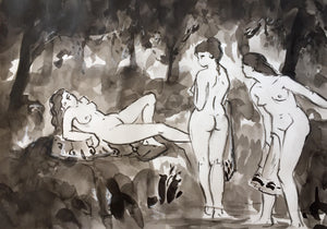 """Forest Bathers III - Shinrinyoku"""