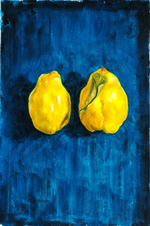 """Two Quinces"""