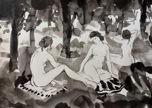"""Forest Bathers II - Shinrinyoku"""
