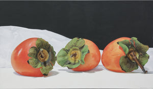 """Just Three Persimmons…"""