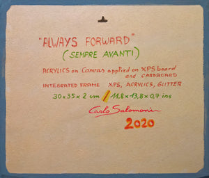 """Always Forward"""
