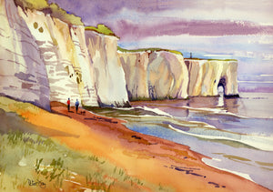 """Kingsgate Bay, May, Broadstairs, Kent"""