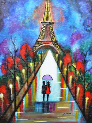 """Love in Paris"""