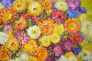 """Asters and Chrysanthemums"""