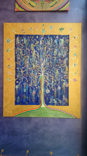 """Blossoming Tree Of Life"""