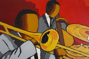 """Jazz Red Orchestra"""