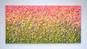 """Flower field. Summer."""