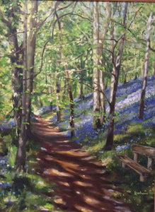 """Bluebell Woods"" - SOLD"