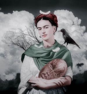 """Portrait of Frida"""
