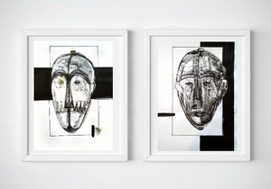 """Two Masks"""