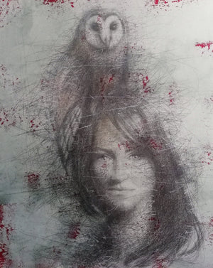 """Girl with an Owl"""