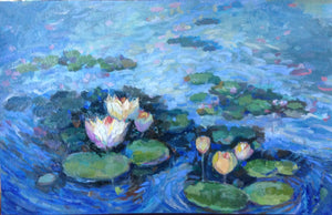 """Water Lillies"""