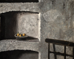 """Still Life: Three Lemons"""