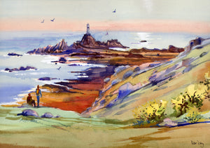 """Corbiere Lighthouse Jersey"""