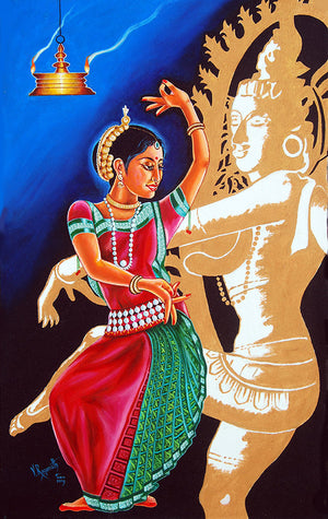 """Kuchipudi - The Dance of Delight"""