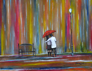 """Love in the Rain"""