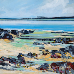 """Low Tide - Iona, Hebrides"""